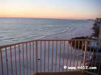 Click here to see video of view from our 6th floor balcony