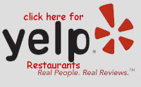Yelp's listings of good places to eat